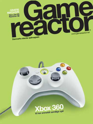Cover p� Gamereactor nr 66