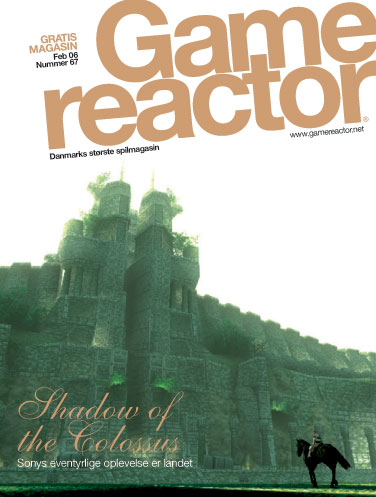 Cover p� Gamereactor nr 67