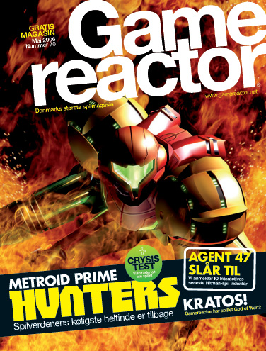 Cover p� Gamereactor nr 70