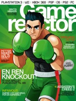 Cover p� Gamereactor nr 100