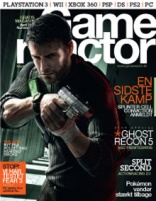 Cover p� Gamereactor nr 107