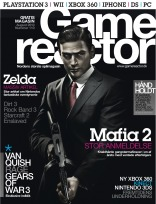 Cover på Gamereactor nr 110