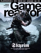 Cover på Gamereactor nr 115