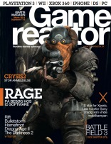 Cover på Gamereactor nr 116