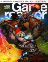 Cover p� Gamereactor nr 120