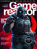 Cover p� Gamereactor nr 121