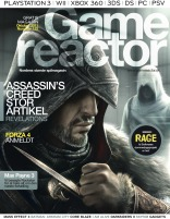 Cover på Gamereactor nr 122