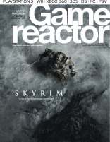 Cover p� Gamereactor nr 123