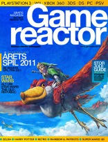 Cover p� Gamereactor nr 124
