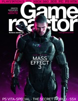 Cover p� Gamereactor nr 126