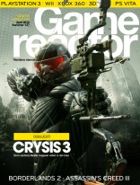Cover p� Gamereactor nr 127