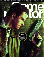 Cover p� Gamereactor nr 128