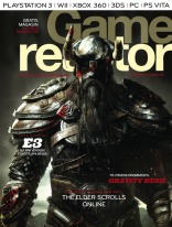 Cover p� Gamereactor nr 129