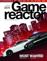 Cover på Gamereactor nr 130