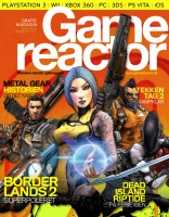 Cover p� Gamereactor nr 131