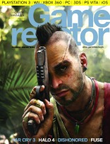 Cover p� Gamereactor nr 132