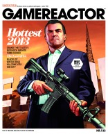 Cover på Gamereactor nr 133