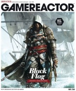 Cover på Gamereactor nr 134