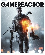 Cover på Gamereactor nr 136