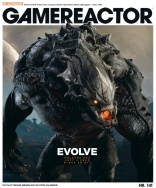 Cover på Gamereactor nr 141