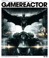 Cover på Gamereactor nr 142