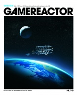 Cover på Gamereactor nr 143