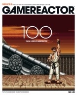 Cover på Gamereactor nr 145