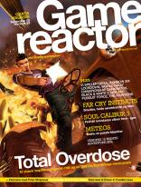 Cover p� Gamereactor nr 63