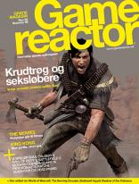 Cover på Gamereactor nr 65