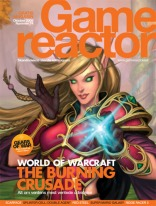 Cover p� Gamereactor nr 74