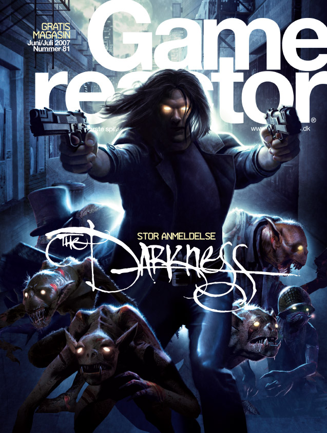 Cover p� Gamereactor nr 81