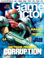 Cover p� Gamereactor nr 84