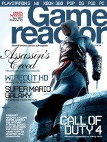 Cover p� Gamereactor nr 85