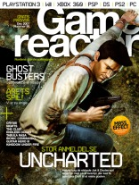 Cover p� Gamereactor nr 86