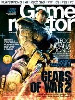 Cover p� Gamereactor nr 91