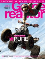 Cover p� Gamereactor nr 93
