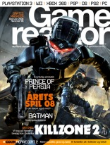 Cover på Gamereactor nr 96