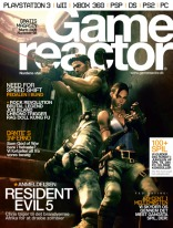 Cover p� Gamereactor nr 98