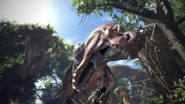 Monster Hunter: World kommer ikke til Switch
