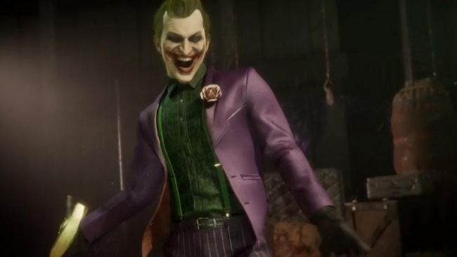 Se Joker i aktion i ny trailer fra Mortal Kombat 11