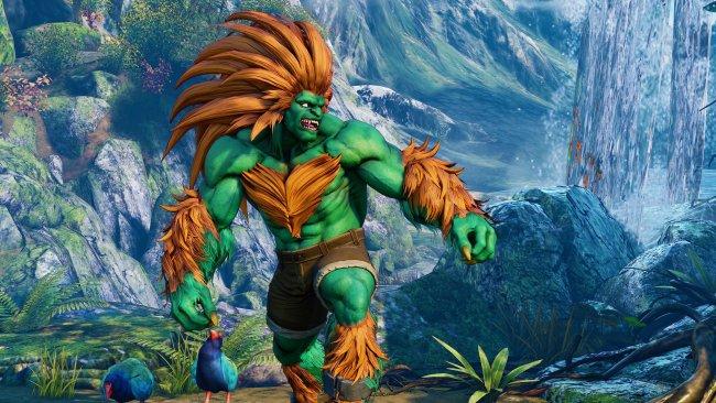 Blanka arriva in Street Fighter V: Arcade Edition la prossima settimana