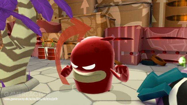 de Blob arriva su Nintendo Switch