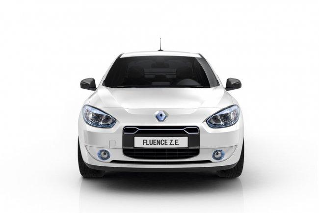 Renault Fluenze Z.E.