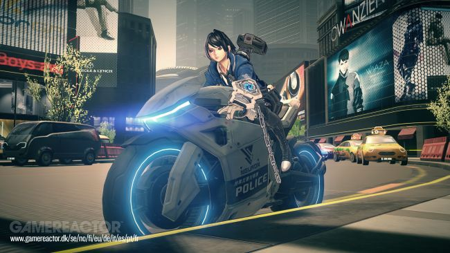 Astral Chain får 34 minutter lang demo