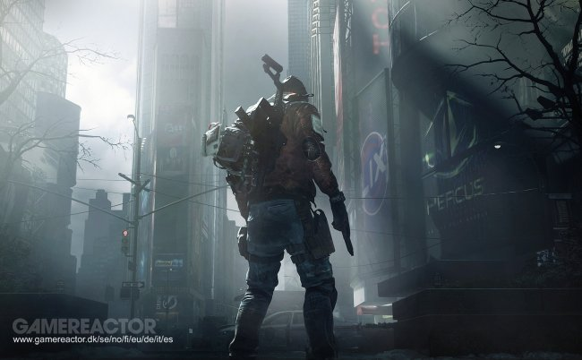 Beta-indtryk fra The Division