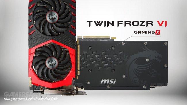 MSI GTX1080TI Gaming