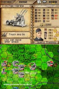 GC: Panzer Tactics DS