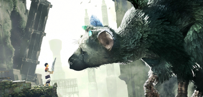The Last Guardian er færdigt