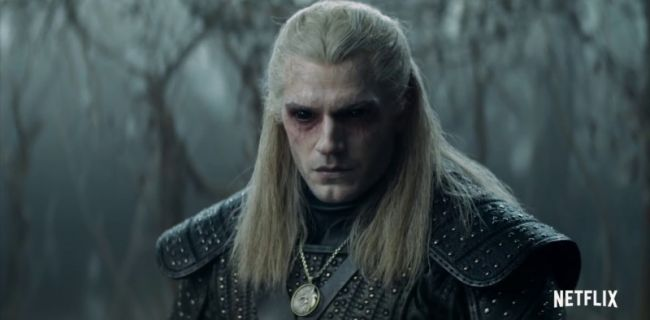 Her er den nye trailer til Netflixs The Witcher tv-serie