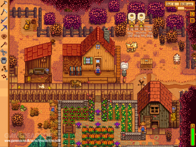Stardew Valley multiplayer-opdatering ankommer på Switch i morgen